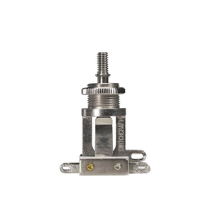 Switchcraft 3-Way LP Toggle Switch, Nickel