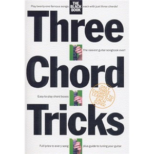 Three Chord Tricks: The Black Book