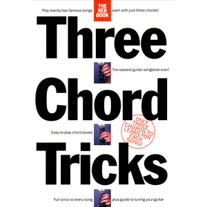 Three Chord Tricks: The Red Book