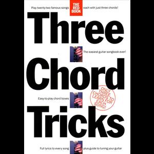 Three Chord Tricks: The Red Book