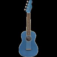 Fender Zuma Classic Concert Ukulele, Lake Placid Blue