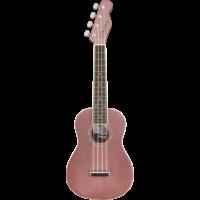 Fender Zuma Classic Concert Ukulele, Burgundy Mist