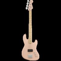 Fender USA Flea Jazz Bass Active, Satin Shell Pink