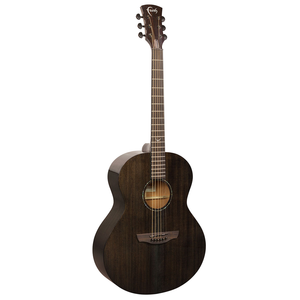Faith Nexus Neptune, Electro-Acoustic, All Solid Mahogany, Copper Black