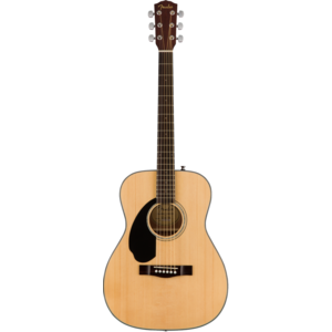 Fender CC-60SLH  Left Handed Concert Guitar, Solid Spruce Top, Mahogany Back