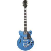 Gretsch G2655T Streamliner Centre Block Junior with Bigsby, Fairlane Blue