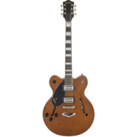 Gretsch G2622 Left Handed Streamliner Centre Block, Single Barrel Stain