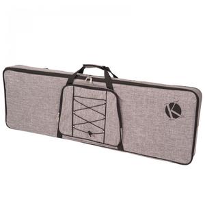 Kinsman Ultima Bass Bag/Case, Electric, Grey