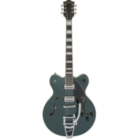 Gretsch G2622T Streamliner Centre Block with Bigsby, Gunmetal