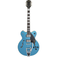 Gretsch G2622T Streamliner Centre Block with Bigsby, Riviera Blue