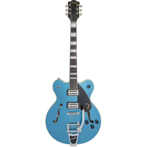 Gretsch Gretsch G2622T Streamliner Centre Block with Bigsby, Riviera Blue