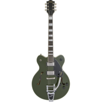 Gretsch G2622T Streamliner Centre Block with Bigsby, Torino Green
