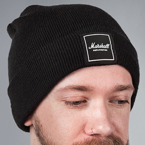 Marshall Box Logo Beanie Hat