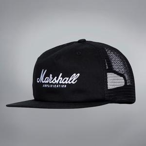 Marshall Script Logo Trucker Hat