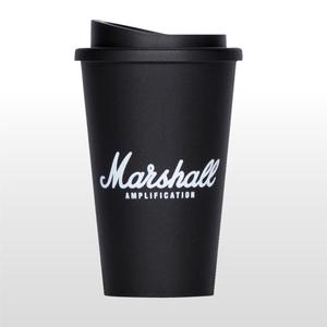 Marshall Script Logo Travel Mug