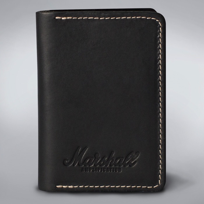 Cymru leather card holder wallet