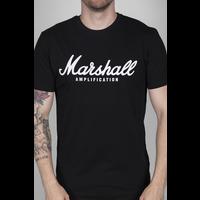 Marshall Script Logo T-Shirt