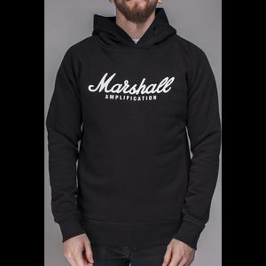 Marshall Men's Script Logo Hoodie