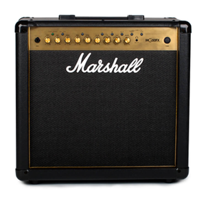 Marshall MG50GFX 50W Black and Gold Amplifier w/ FX