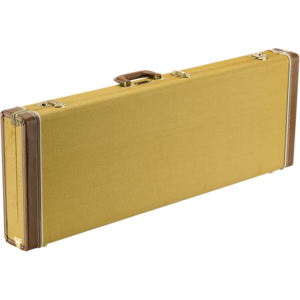 Fender Classic Series Stratocaster/Telecaster Case, Tweed