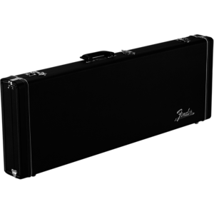 Fender Classic Series Stratocaster/Telecaster Case, Black