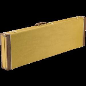 Fender Classic Series Precision Bass/Jazz Bass Case, Tweed