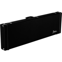 Fender Classic Series Precision Bass/Jazz Bass Case, Black