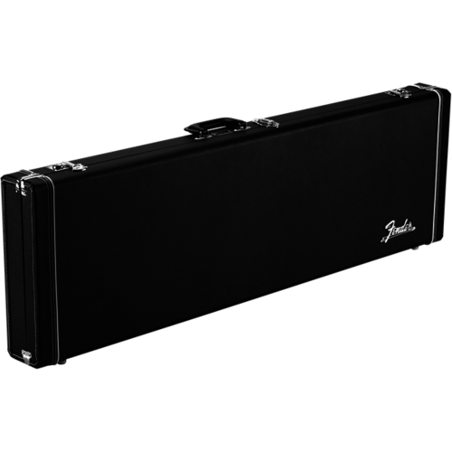 Fender Accessories Fender Classic Series Precision Bass/Jazz Bass Case, Black
