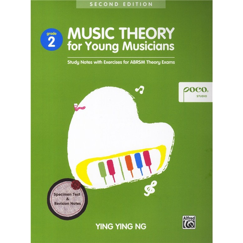 Music Sales Music Theory For Young Musicians
