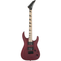 Jackson JS Series Dinky Arch Top Maple JS22, Red Stain