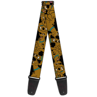 Buckle Down Scooby Doo Guitar Strap