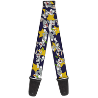 Buckle Down Looney Tunes Bugs Bunny Guitar Strap