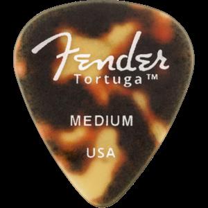 Fender Tortuga 551 Picks, 6-Pack