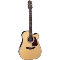 Takamine GD90CE Dreadnought, Solid Spruce Top, Zircote Back