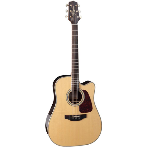 Takamine Takamine GD90CE Dreadnought, Solid Spruce Top, Zircote Back