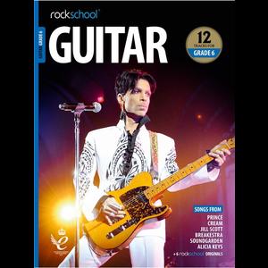 Rockschool Guitar - Grade 6 (2018+)