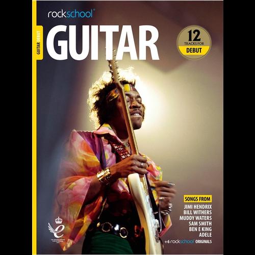 Rockschool Ltd. Rockschool Guitar - Debut (2018+)