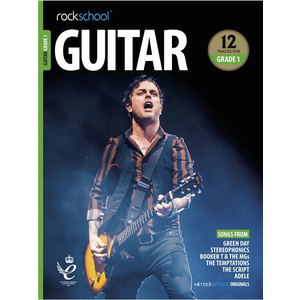 Rockschool Guitar - Grade 1 (2018+)