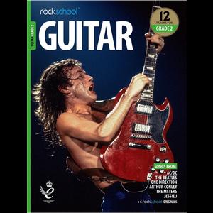 Rockschool Guitar - Grade 2 (2018+)