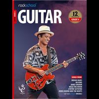 Rockschool Guitar - Grade 4 (2018+)