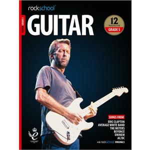 Rockschool Guitar - Grade 5 (2018+)