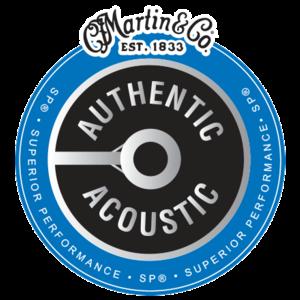 Martin Authentic Acoustic SP String Set, Phosphor Bronze