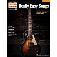 Deluxe Guitar Play-Along Volume 2: Really Easy Songs