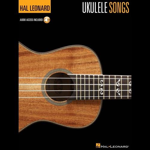 Hal Leonard Hal Leonard Ukulele Method: Ukulele Songs