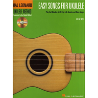 Hal Leonard Ukulele Method: Easy Songs for Ukulele