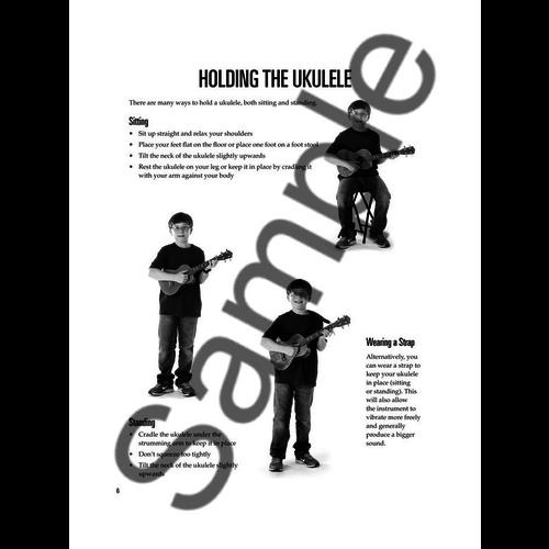 Hal Leonard Hal Leonard Ukulele Method: Ukulele for Kids Method & Songbook (Book/Audio)