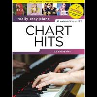 Really Easy Piano: Chart Hits - #5 Autumn/Winter 2017