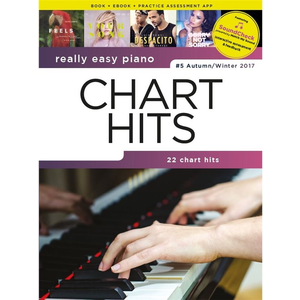 Really Easy Piano: Chart Hits - #5 Autumn/Winter 2017