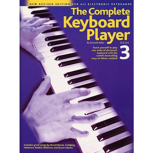 Wise Publications The Complete Keyboard Player: Book 3 (Revised Edition)