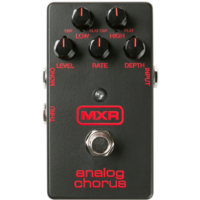 MXR M234 Analogue Chorus Pedal, Limited Edition Black